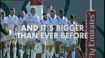2018 The Rugby Weekend TV Spot, 'A Rugby Extravaganza' - Thumbnail 3