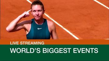 Tennis Channel Plus TV Spot, '20% Off Your Subscription'