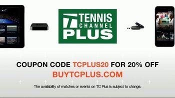 Tennis Channel Plus TV Spot, '20% Off Your Subscription' - Thumbnail 9