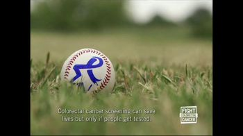 Fight Colorectal Cancer TV Spot, 'Let's Fight' Featuring Tony Beasley - Thumbnail 5