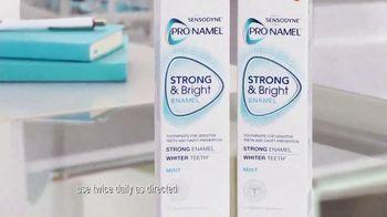 ProNamel Strong & Bright Enamel TV Spot, 'Twofold' - Thumbnail 4