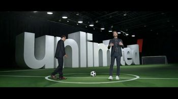 Verizon Unlimited TV Spot, 'End of the First Half' Featuring Landon Donovan - Thumbnail 4