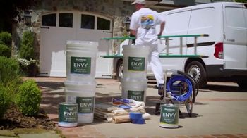 Kelly-Moore Paints TV Spot, 'Pride of the Neighborhood: Painter's Tape' - Thumbnail 2