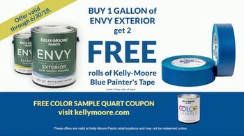 Kelly-Moore Paints TV Spot, 'Pride of the Neighborhood: Painter's Tape' - Thumbnail 8