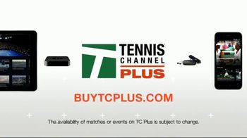 Tennis Channel Plus TV Spot, 'This Week: Halle and London' - Thumbnail 10