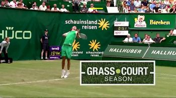 Tennis Channel Plus TV Spot, 'This Week: Halle and London' - Thumbnail 2