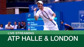 Tennis Channel Plus TV Spot, 'This Week: Halle and London' - Thumbnail 7