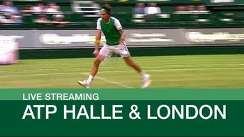 Tennis Channel Plus TV Spot, 'This Week: Halle and London' - Thumbnail 8