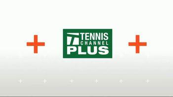 Tennis Channel Plus TV Spot, 'Next Week: Halle and London' - Thumbnail 1