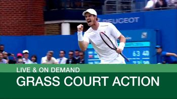 Tennis Channel Plus TV Spot, 'Next Week: Halle and London' - 27 commercial airings