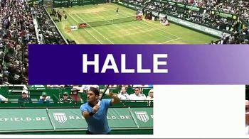 Tennis Channel Plus TV Spot, 'Next Week: Halle and London' - Thumbnail 7