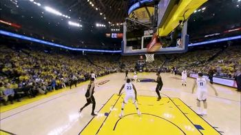 NextVR App TV Spot, '2018 NBA Finals: Highlights' - 48 commercial airings