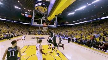 NextVR App TV Spot, '2018 NBA Finals: Highlights' - Thumbnail 9