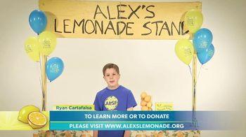 Alex's Lemonade Stand TV Spot, 'A Telethon for Hope' - Thumbnail 3