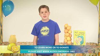 Alex's Lemonade Stand TV Spot, 'A Telethon for Hope' - Thumbnail 7