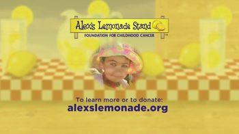 Alex's Lemonade Stand TV Spot, 'A Telethon for Hope' - Thumbnail 9