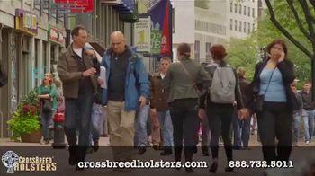 CrossBreed Holsters TV Spot, 'Regular Basis' - Thumbnail 1