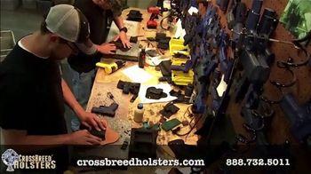 CrossBreed Holsters TV Spot, 'Regular Basis'