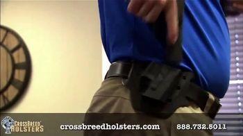 CrossBreed Holsters TV Spot, 'Regular Basis' - Thumbnail 3