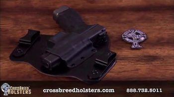 CrossBreed Holsters TV Spot, 'Regular Basis' - Thumbnail 5