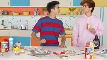 Pop-Tarts Splitz TV Spot, 'Brent Rivera Tries to Make Pop-Tarts Splitz' - 17616 commercial airings