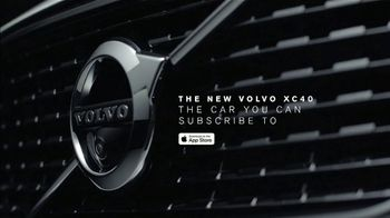 Volvo XC40 TV Spot, 'Used To: Books' [T1]