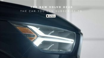 Volvo XC40 TV Spot, 'Used To: Newspapers' [T1] - Thumbnail 3