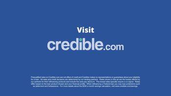Credible Student Loan Refinancing TV Spot, 'Don't Gamble' - Thumbnail 10