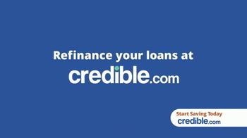 Credible Student Loan Refinancing TV Spot, 'Don't Gamble' - Thumbnail 6