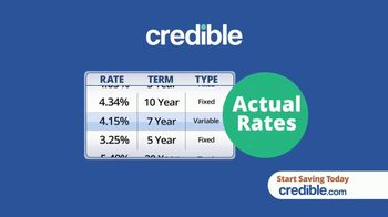 Credible Student Loan Refinancing TV Spot, 'Don't Gamble' - Thumbnail 7