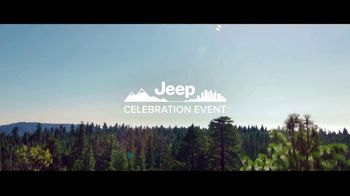 Jeep Celebration Event TV Spot, 'Most Awarded SUV Lineup' Song by The Score [T2] - Thumbnail 1