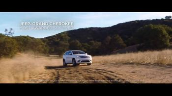 Jeep Celebration Event TV Spot, 'Most Awarded SUV Lineup' Song by The Score [T2] - Thumbnail 2