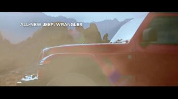Jeep Celebration Event TV Spot, 'Most Awarded SUV Lineup' Song by The Score [T2] - Thumbnail 3
