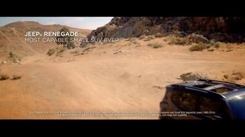 Jeep Celebration Event TV Spot, 'Most Awarded SUV Lineup' Song by The Score [T2] - Thumbnail 5