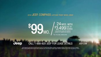 Jeep Celebration Event TV Spot, 'Most Awarded SUV Lineup' Song by The Score [T2] - Thumbnail 8