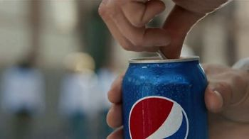 Pepsi TV Spot, 'Paint the World Blue' Ft. Lionel Messi, Song by Major Lazer - Thumbnail 1