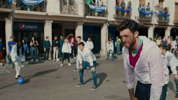 Pepsi TV Spot, \'Paint the World Blue\' Ft. Lionel Messi, Song by Major Lazer