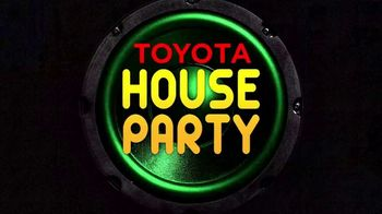 Toyota Summer Sales Event TV Spot, 'House Party' Song by The J. Geils Band