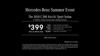 Mercedes-Benz Summer Event TV Spot, 'Kids' [T2] - Thumbnail 10