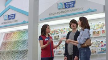 Lowe's TV Spot, 'The Moment: Any Color: Olympic Paints' - Thumbnail 3