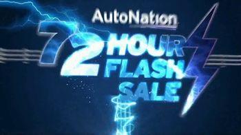 AutoNation 72 Hour Flash Sale TV Spot, '2017 Silverado: Tire Rebate' - Thumbnail 3