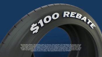 AutoNation 72 Hour Flash Sale TV Spot, '2017 Silverado: Tire Rebate' - Thumbnail 8