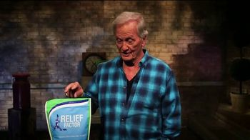 Relief Factor TV Spot, 'Try It' Featuring Pat Boone