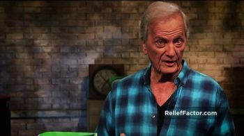 Relief Factor TV Spot, 'Try It' Featuring Pat Boone - 19 commercial airings