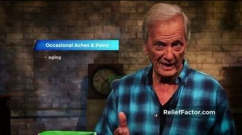 Relief Factor TV Spot, 'Try It' Featuring Pat Boone - Thumbnail 6