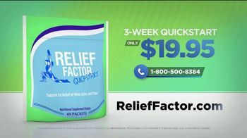 Relief Factor TV Spot, 'Try It' Featuring Pat Boone - Thumbnail 9