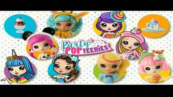 Party Pop Teenies TV Spot, 'Welcome to the Party' - Thumbnail 10
