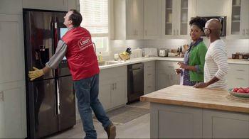 Lowe's TV Spot, 'Not Enough Fridge: Appliance Special Values' - Thumbnail 9