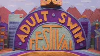 2018 Adult Swim Festival TV Spot, 'Music and Comedy'