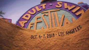 2018 Adult Swim Festival TV Spot, 'Music and Comedy'